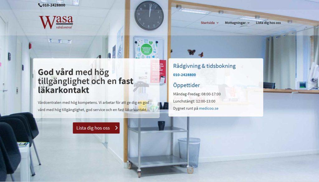 Wasa Vårdcentral